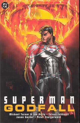 Image: Superman: Godfall SC  - DC Comics
