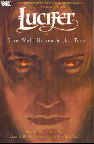Image: Lucifer Vol. 08: Wolf Beneath the Tree SC  - DC Comics