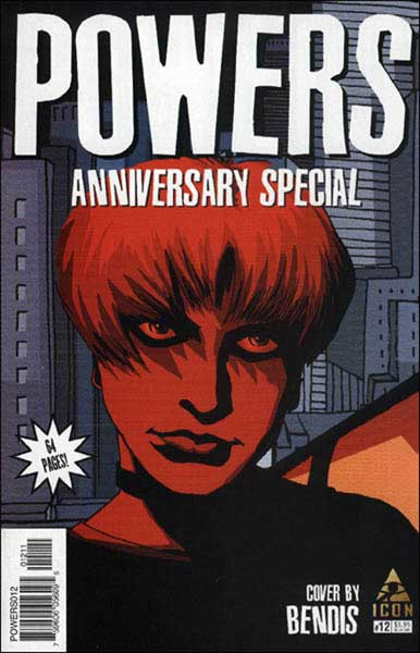 Image: Powers Vol. 2 #12 - Marvel Comics