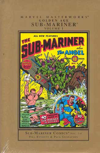 Sub-Mariner in the Golden Age