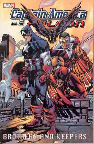 Image: Captain America & The Falcon Vol. 02: Brothers & Keepers SC  - Marvel Comics