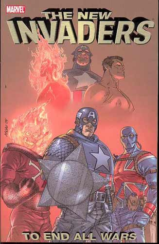 Image: New Invaders: To End All Wars SC  - Marvel Comics