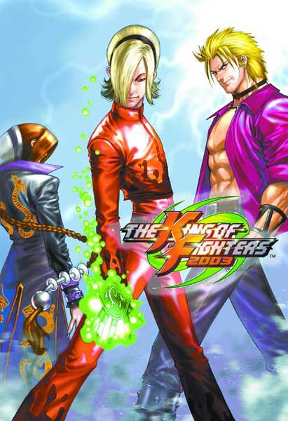 Image: King of Fighters 2003 Vol. 02 SC  - DR Master Publications Inc