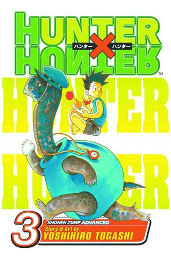 Image: Hunter X Hunter Vol. 3 SC  - Viz Media LLC