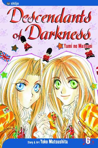 Image: Descendants of Darkness Vol. 06 SC  - Viz Media LLC