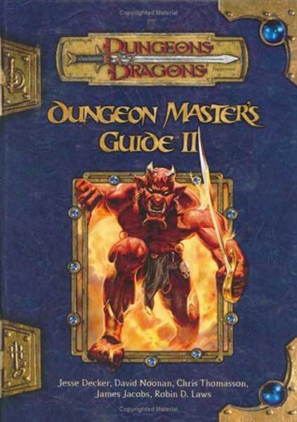 Image: Dungeons & Dragons: Dungeon Masters Guide II HC  -
