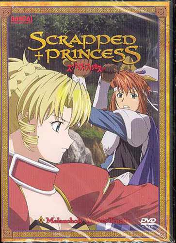 Image: Scrapped Princess Vol. 2 DVD  -