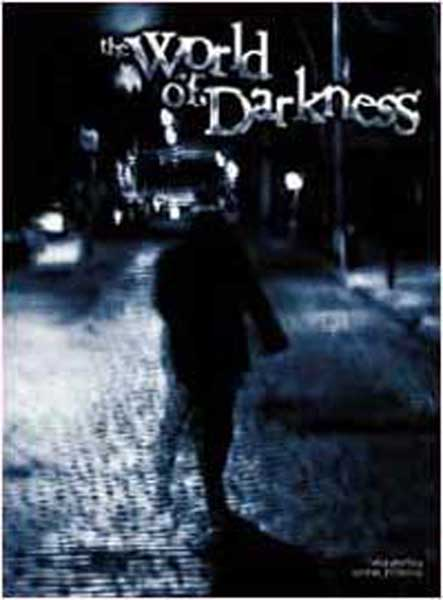 Image: World of Darkness Rulebook  -