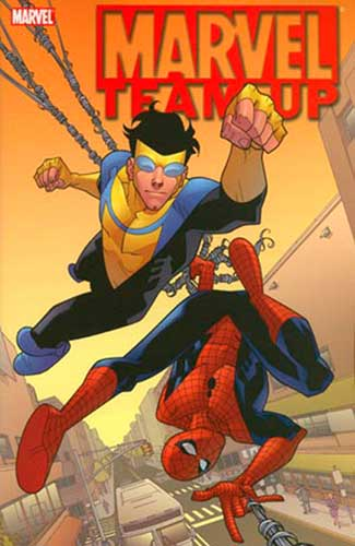 Image: Marvel Team-Up Vol. 3: League of Losers SC  - Marvel Comics
