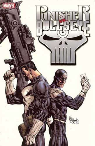 Image: Punisher vs. Bullseye SC  - Marvel Comics