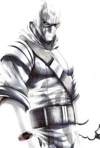 Image: G.I. Joe America's Elite - Storm Shadow Poster  - Devils Due Publishing