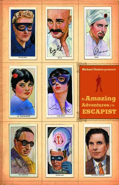 Image: Michael Chabon Presents the Amazing Adventures of the Escapist Vol. 02 SC  - Dark Horse Comics