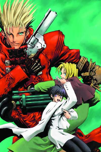 Image: Trigun Maximum Vol. 03: His Life as a... SC  - Dark Horse Comics