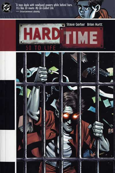Image: Hard Time SC  - DC Comics