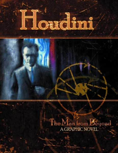Image: Houdini: Man from Beyond SC  - Image Comics