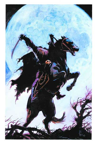 Image: Legend of Sleepy Hollow SC  - Image Comics