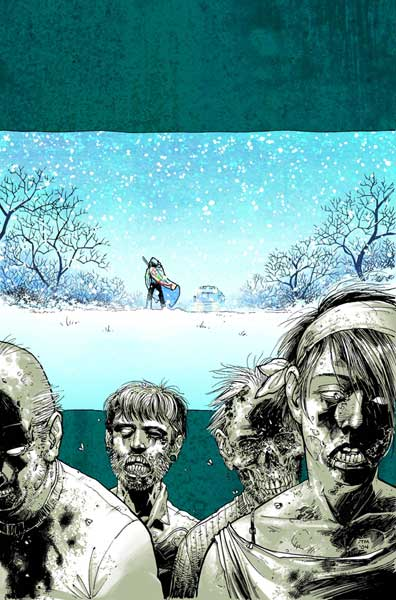 Image: Walking Dead Vol. 02: Miles Behind Us SC  - Image Comics