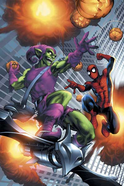 Image: Marvel Age Spider-Man Vol. 04: The Goblin Strikes  (digest) - Marvel Comics