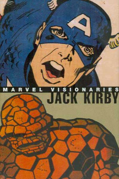 Image: Marvel Visionaries: Jack Kirby Vol. 1 HC  - Marvel Comics