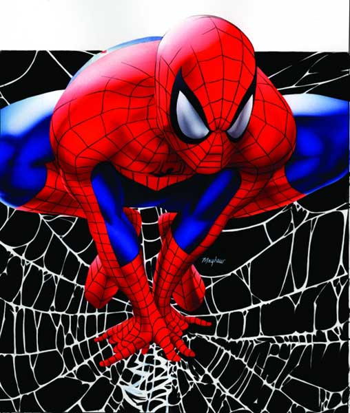 Image: Wizard Spider-Man Masterpiece Edition  (deluxe hc) - Marvel Comics