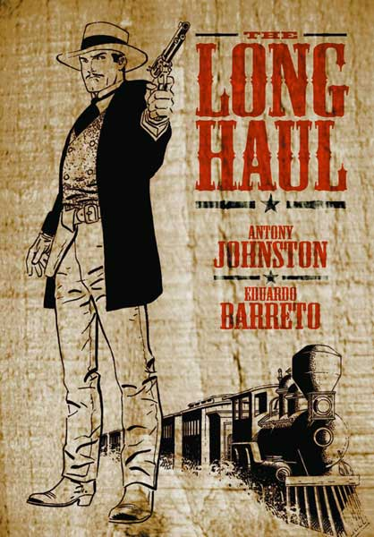 Image: Long Haul SC  - Oni Press Inc.