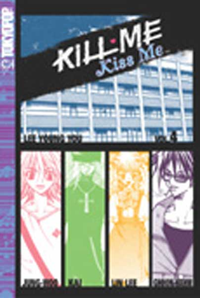Image: Kill Me, Kiss Me Vol. 04 SC  - Tokyopop