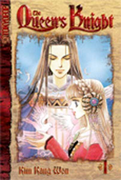 Image: Queen's Knight Vol. 01 SC  - Tokyopop