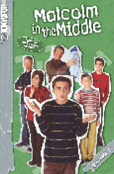 Image: Malcolm in the Middle Cine-Manga Vol. 2 SC  - Tokyopop Cine-Manga