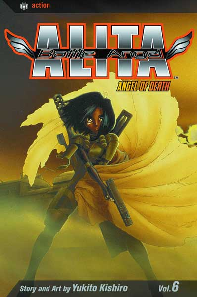 Image: Battle Angel Alita Vol. 06 SC  - Viz Media LLC