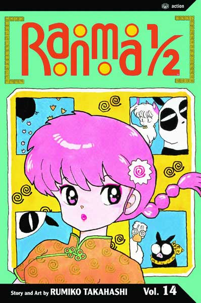 Image: Ranma 1/2 Vol. 14 SC  - Viz Media LLC