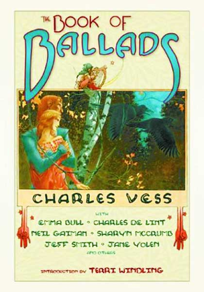 Image: Book of Ballads HC  -