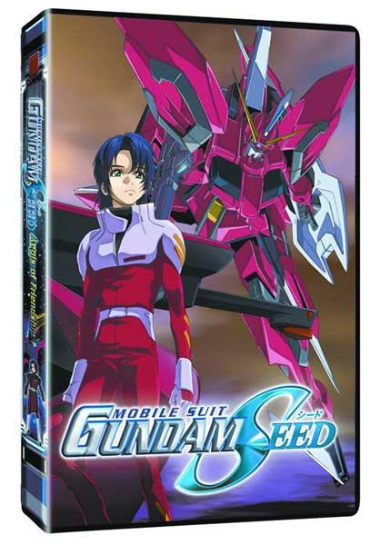 Image: Mobile Suit Gundam SEED Vol. 2: Unexpected Meetings DVD  -