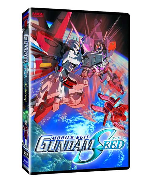 Image: Mobile Suit Gundam SEED Vol. 3: No Retreat DVD  -