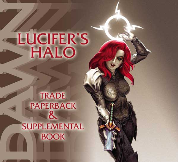 Image: Dawn Vol. 1.5: Lucifer's Halo Supplemental Book SC  - Image Comics