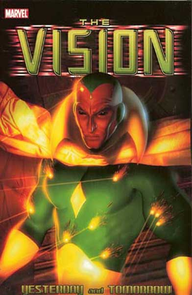 Image: Vision: Yesterday and Tomorrow SC  - Marvel Comics