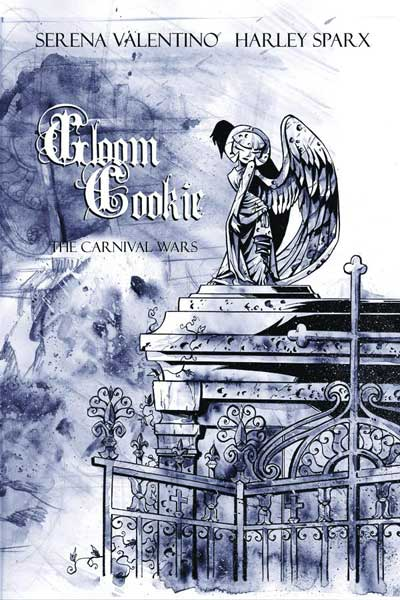 Image: Gloom Cookie Vol. 04: Carnival Wars SC  - Amaze Ink/Slave Labor Graphics