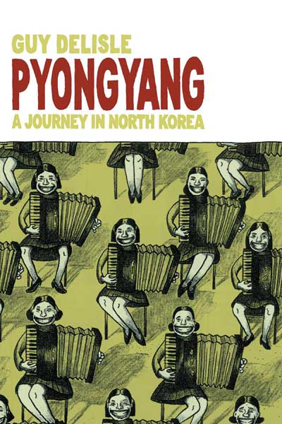 Image: Pyongyang: A Journey in North Korea HC  - Drawn & Quarterly