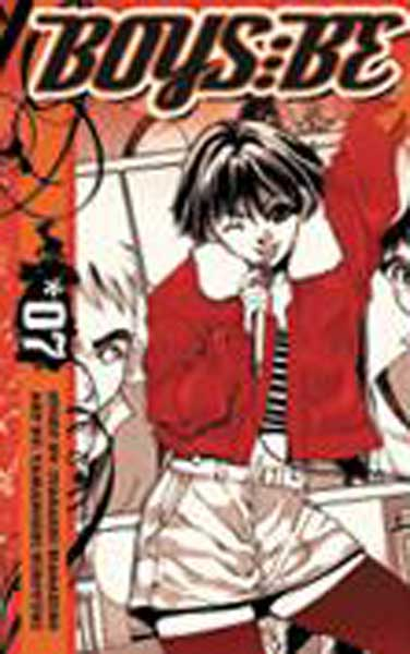 Image: Boys Be... Vol. 7 SC  - Tokyopop