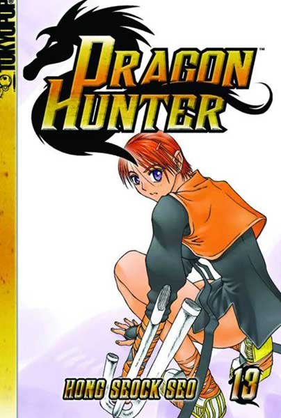 Image: Dragon Hunter Vol. 13 SC  - Tokyopop