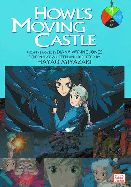 Image: Howl's Moving Castle Film Comics Vol. 04 SC  - Viz Media LLC