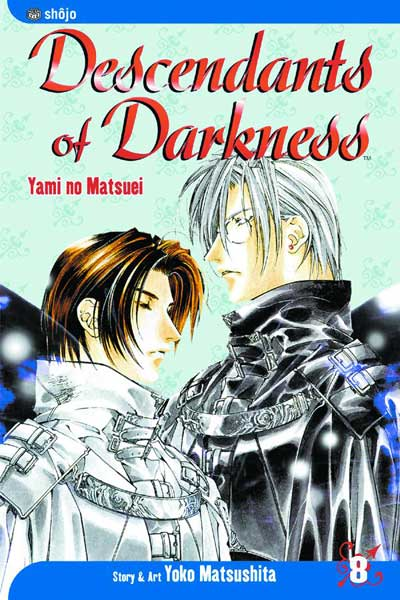 Image: Descendants of Darkness Vol. 08 SC  - Viz Media LLC