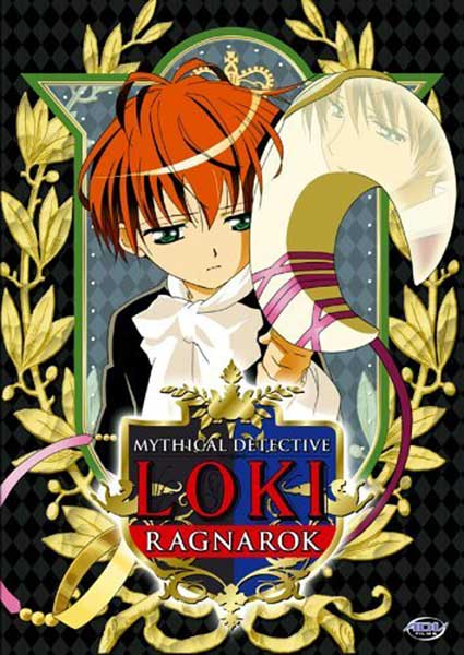 Image: Mythical Detective Loki Ragnarok Vol. 1: God & Detectives DVD  -