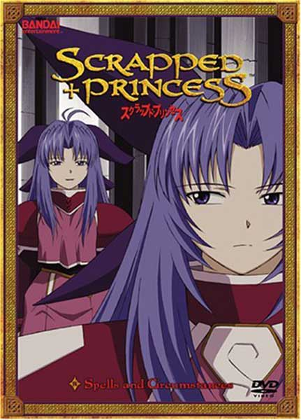 Image: Scrapped Princess Vol. 04: Spells & Circumstances DVD  -