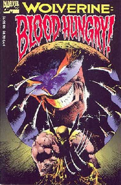 Image: Wolverine: Bloodhungry  - Marvel Comics