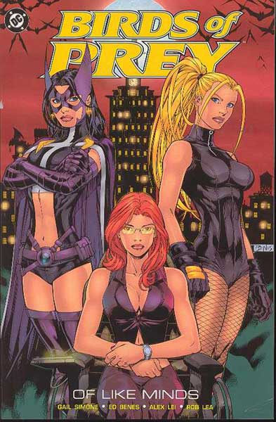Image: Birds of Prey: Of Like Minds SC  - DC Comics