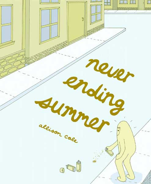Image: Never Ending Summer SC  - Alternative Comics