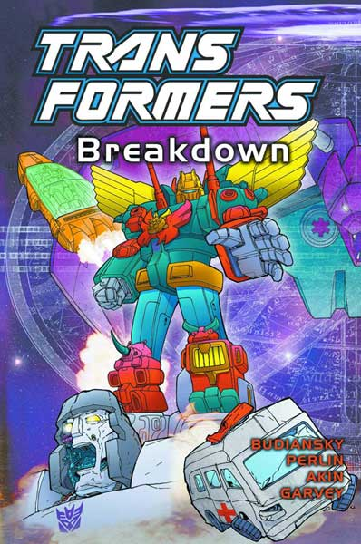 Image: Transformers: Breakdown SC  - Titan Publishing