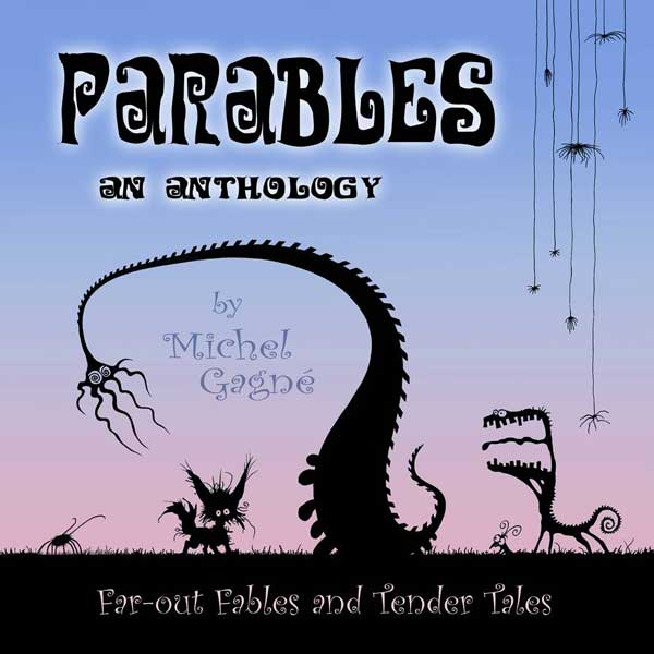 Image: Parables: An Anthology HC  -