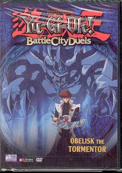 Image: Yu-Gi-Oh! Season 2 Vol. 2: Obelisk the Tormentor - Edited DVD  -