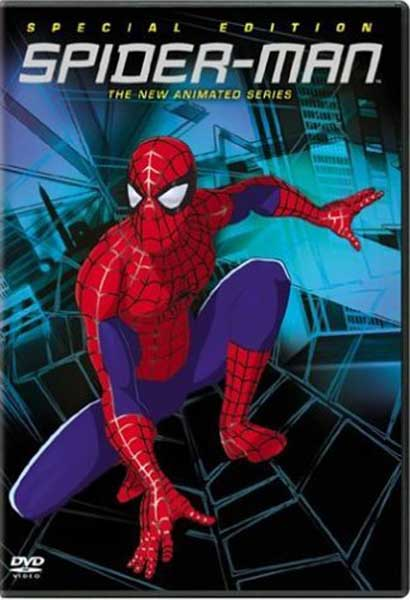 Image: Spider-Man: New Animated Adventures Special Edition 2-Disc Set DVD  - Marvel Comics